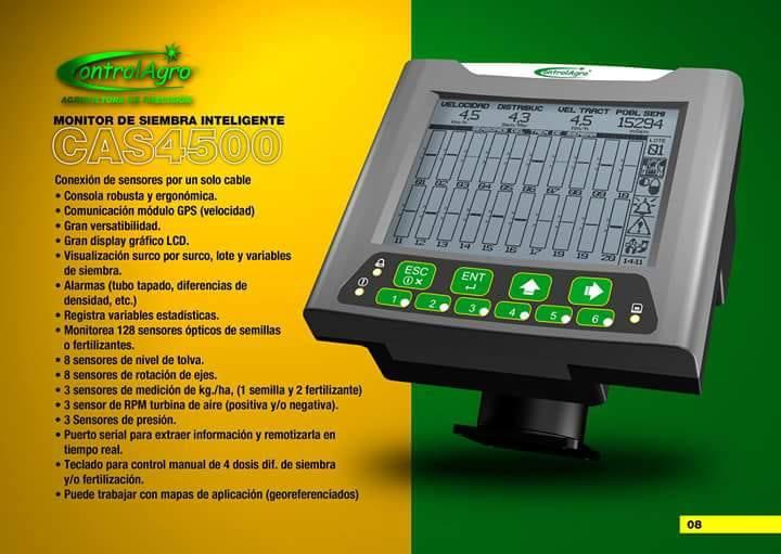 MODELO CAS 4500