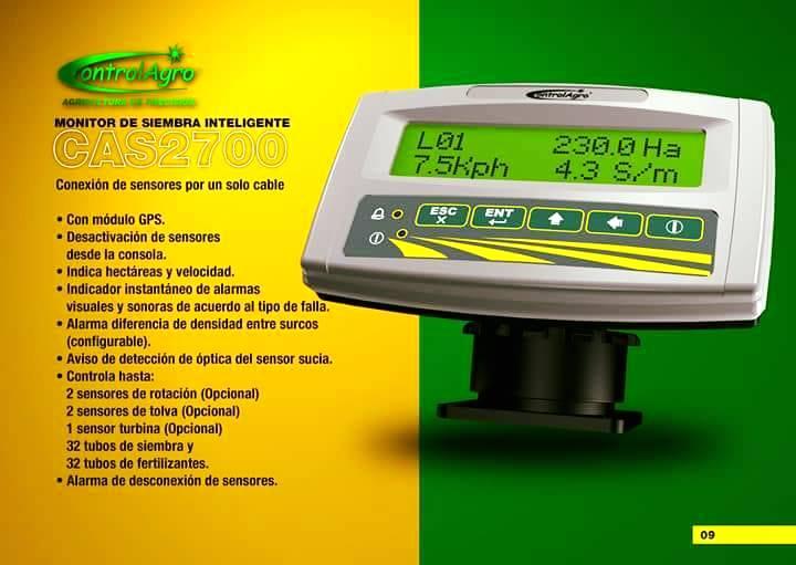 MODELO CAS 2700