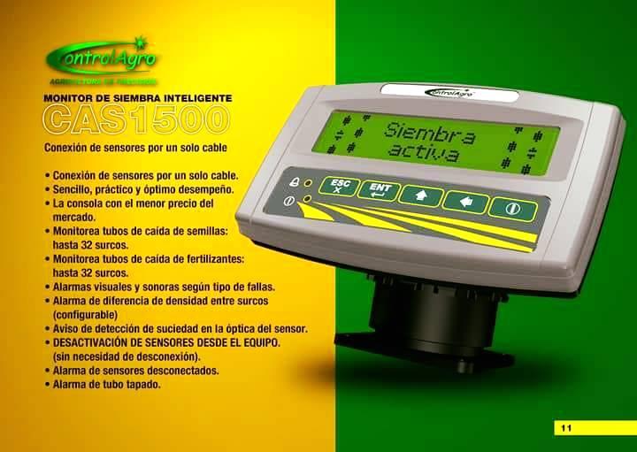 MODELO CAS 1500
